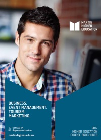 Martin Higher Education 2017 Course Brochures